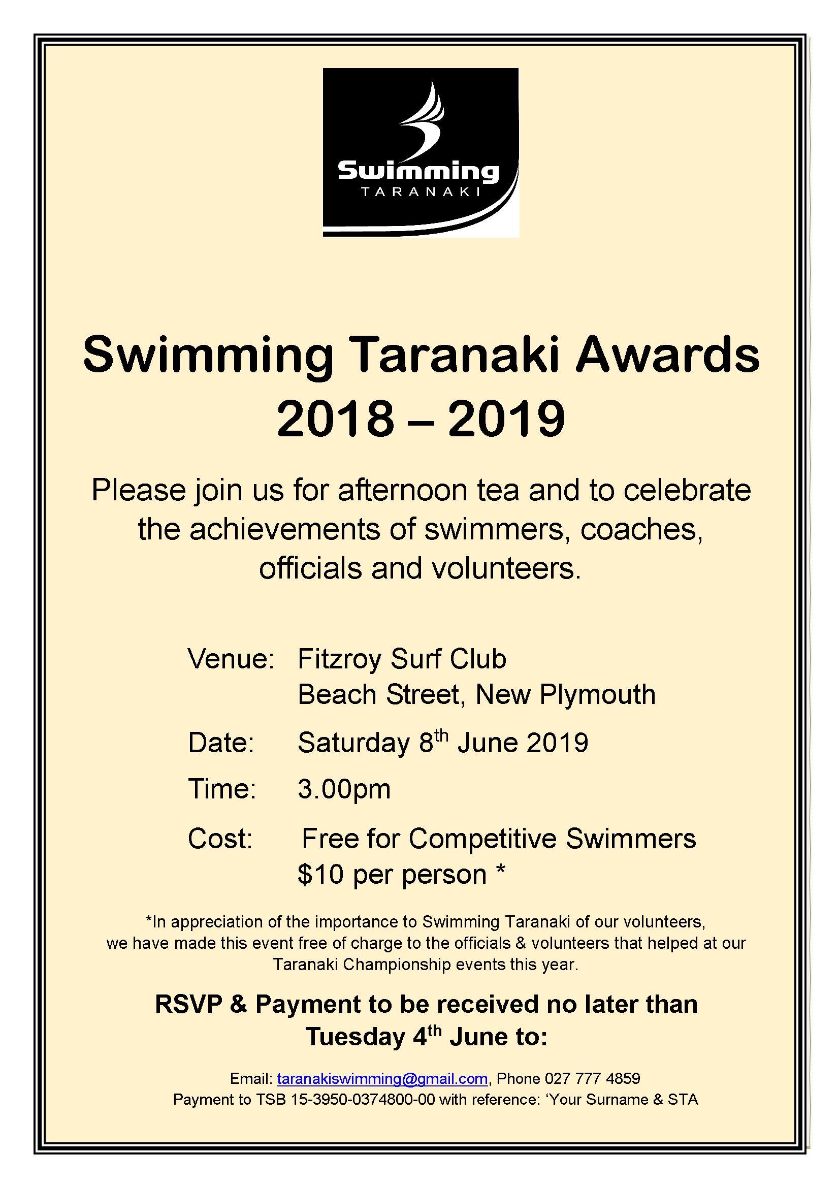 Taranaki Annual Awards